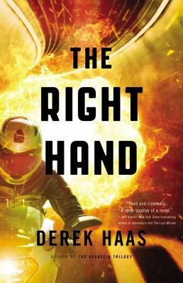 the right hand book cover
