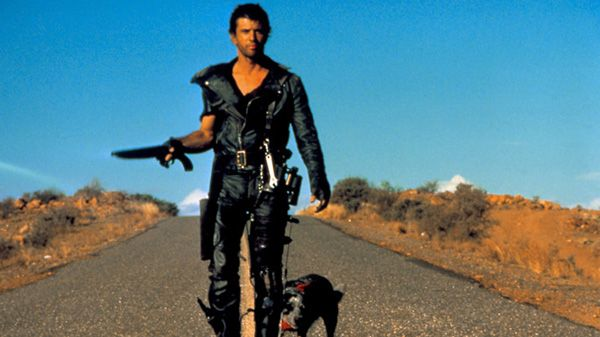 the road warrior mel gibson