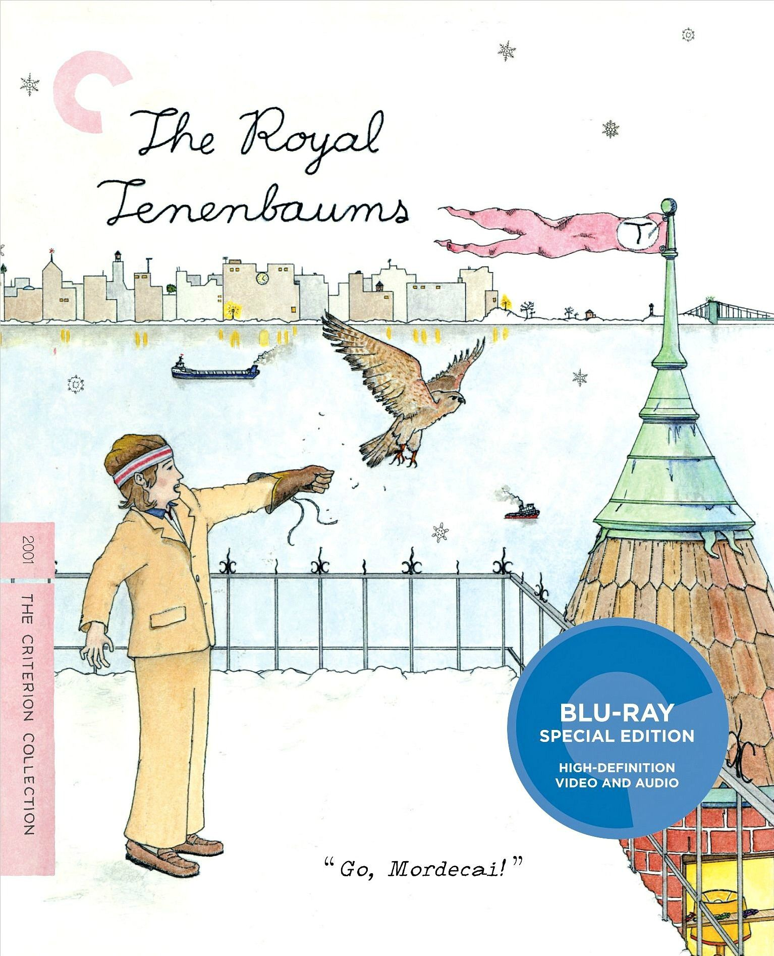 THE ROYAL TENENBAUMS Criterion Blu-ray Review | Collider