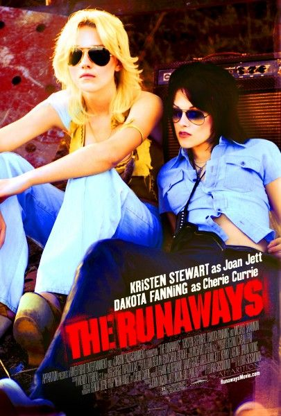 The Runaways final movie poster