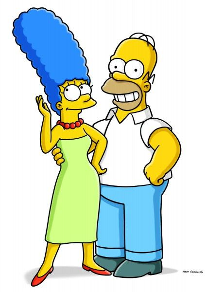 the-simpsons-homer-marge