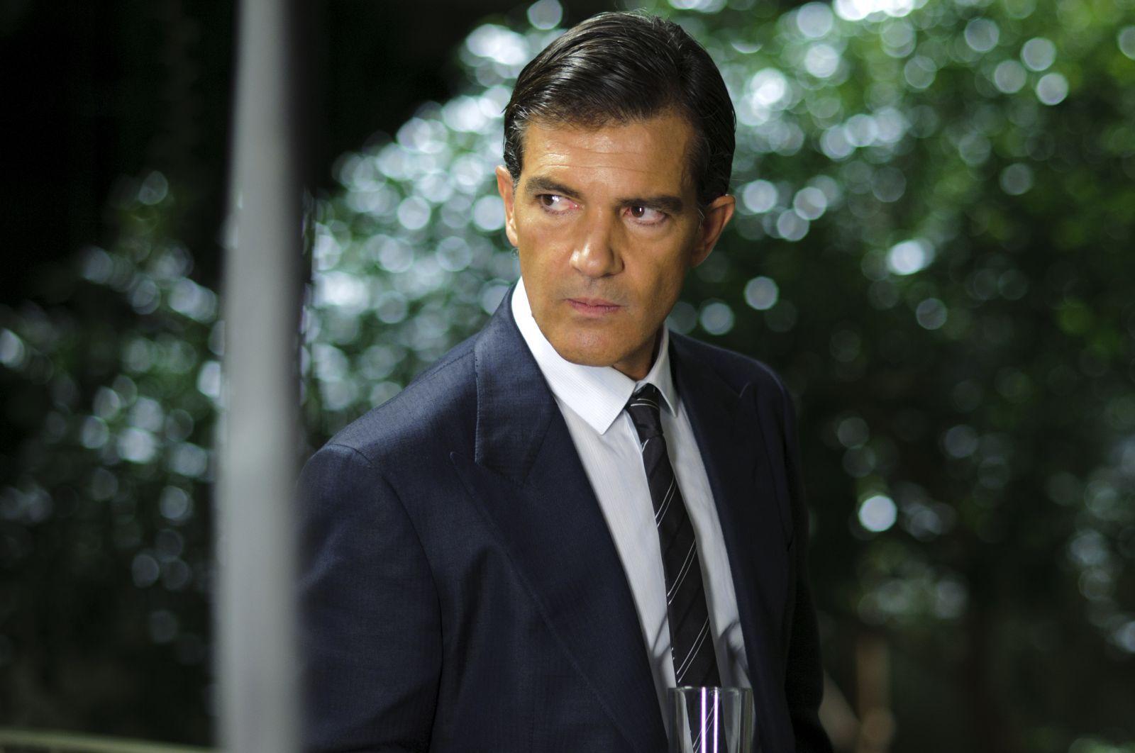 Antonio Banderas: Antonio Banderas Talks Terrence Malick's Process And