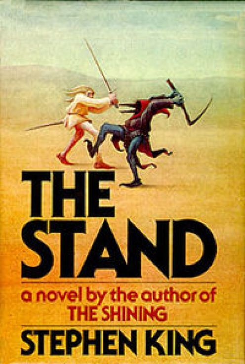 a book review of the stand a novel by steven king Written by stephen king, narrated by steven weber download the app and start listening to it today - free with a 30 day trial keep your audiobook forever, even if you cancel don't love a book swap it for free, anytime.