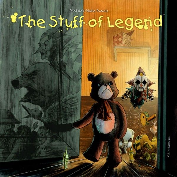 the-stuff-of-legend