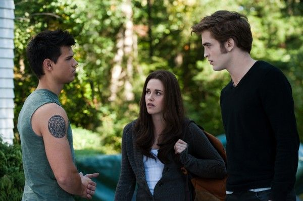 The Twilight Saga Eclipse movie image Kristen Stewart, Robert Pattinson, Taylor Lautner