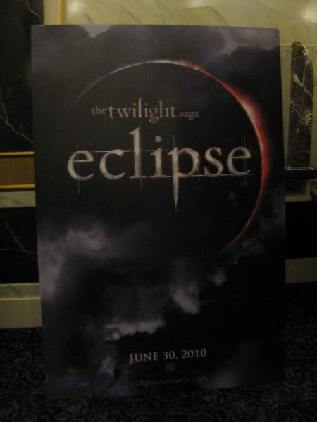 The Twilight Saga Eclipse movie poster