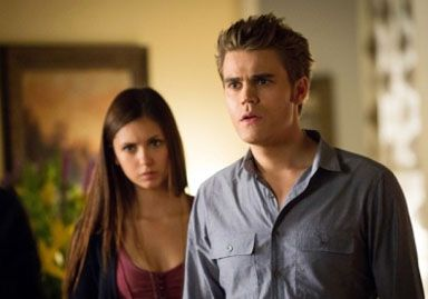nina dobrev paul wesley the vampire diaries