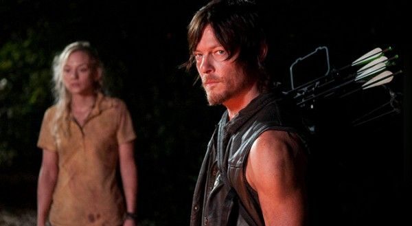 the-walking-dead-alone-emily-kinney-norman-reedus