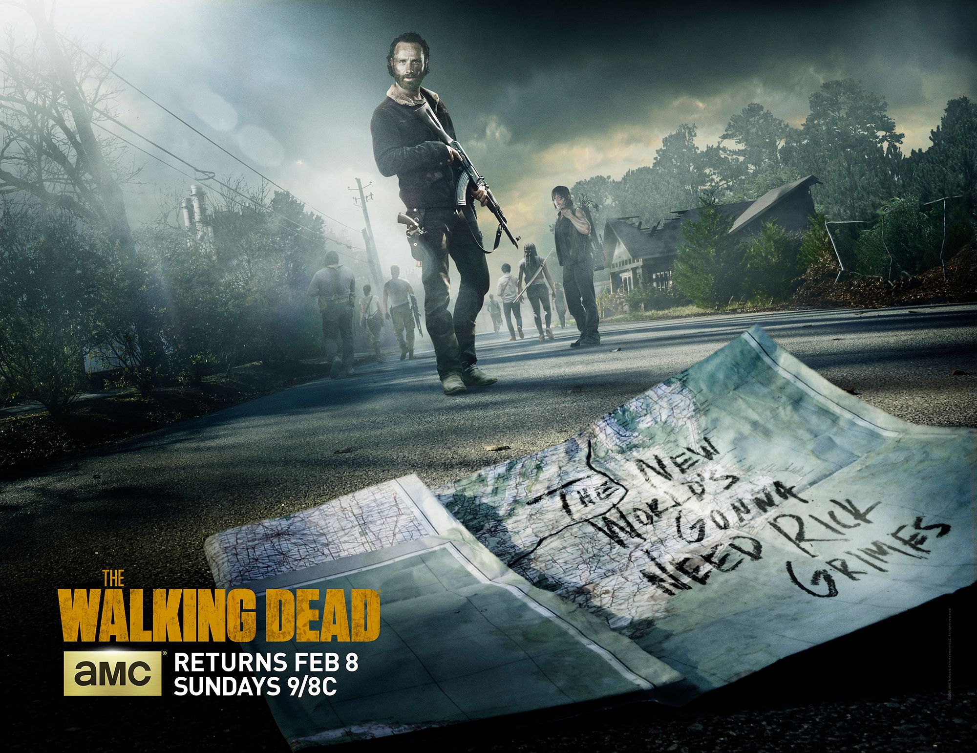 The Walking Dead Recap Season 5 Episode 10 Them Collider