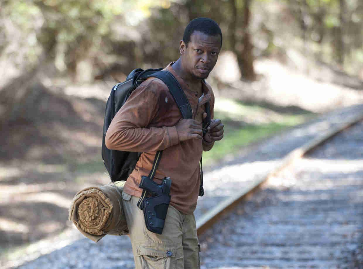 "THE WALKING DEAD Season 4 Episode 13 Recap: ""Alone"" 
