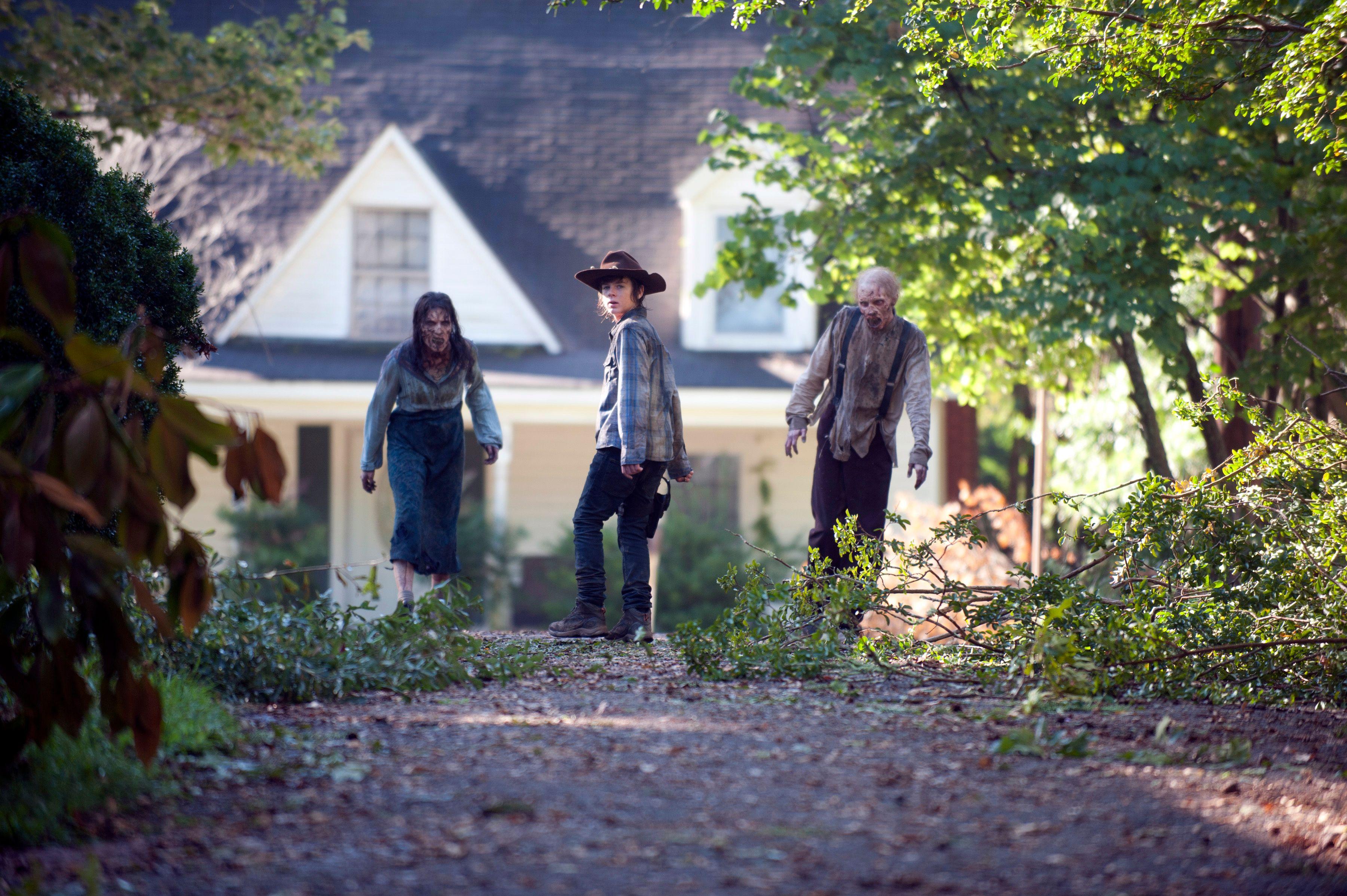 The Walking Dead Season 4 Episode 9 Recap After Collider
