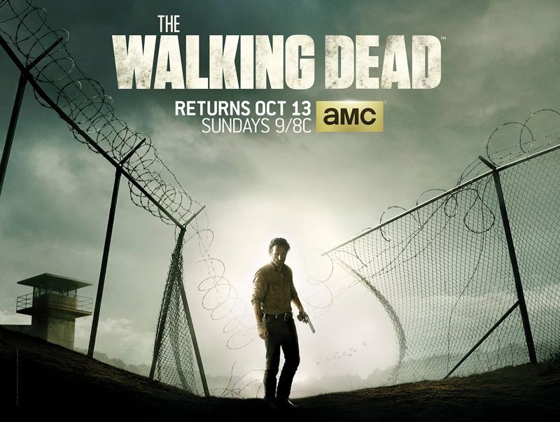 THE WALKING DEAD Season 4 Poster | Collider