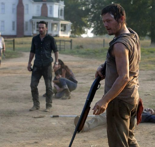 "THE WALKING DEAD Recap: ""Pretty Much Dead Already"""