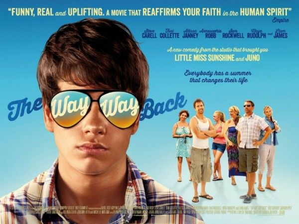 the way way back poster quad