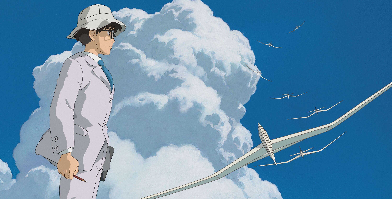 THE WIND RISES Trailer. Hayao Miyazaki's THE WIND RISES ... Joseph Gordon Levitt College