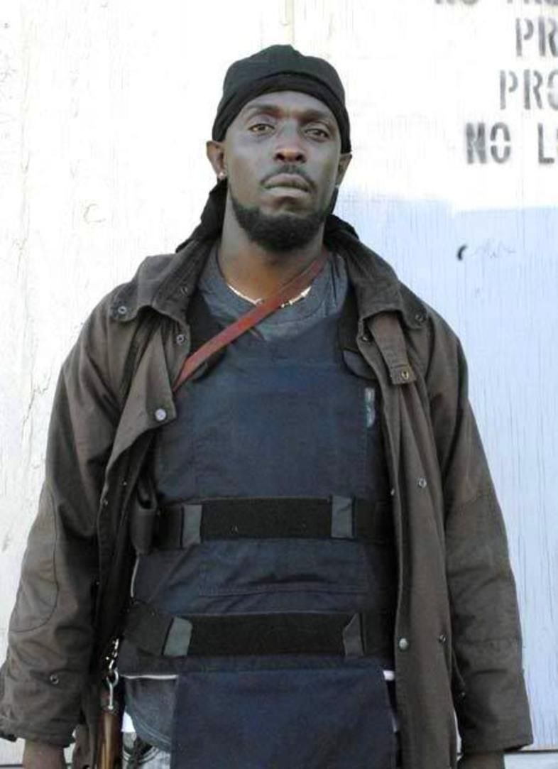 The Wire Michael K Williams 2