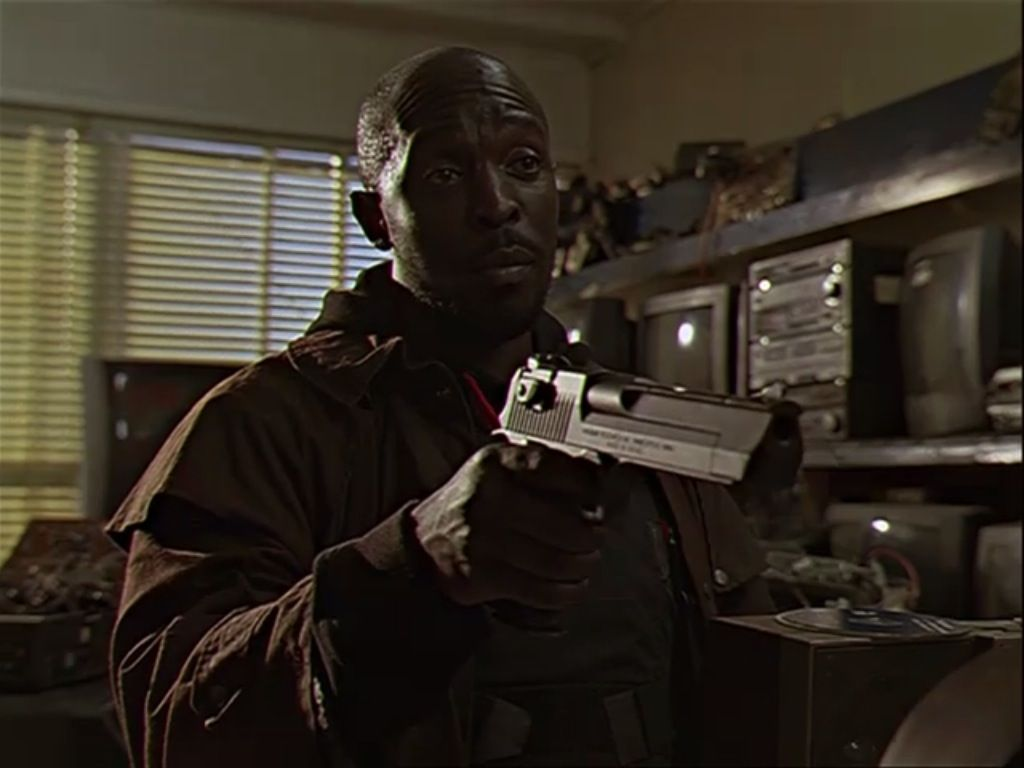 The Wire Michael K Williams