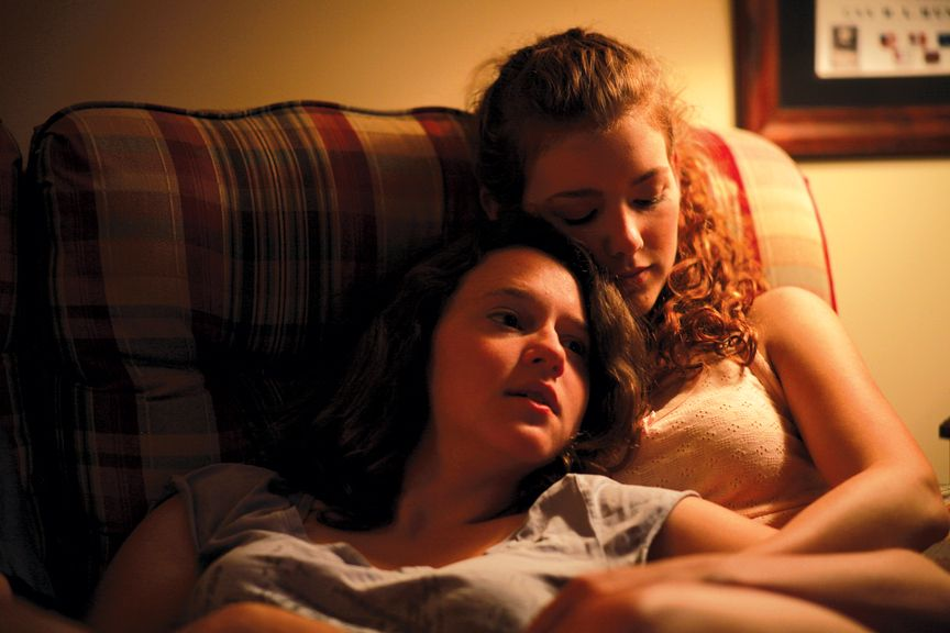 Sexy lesbian film