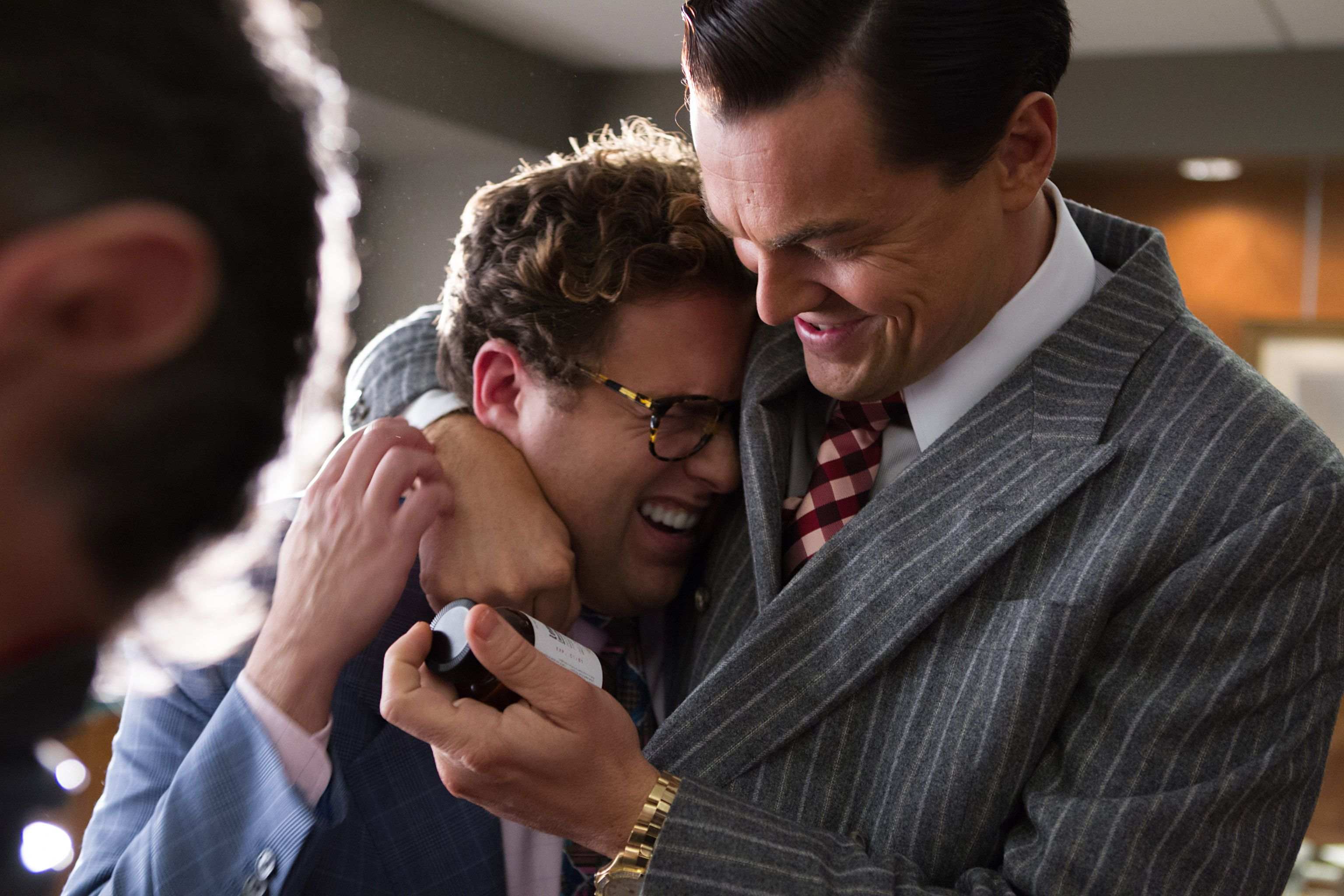 leonardo dicaprio and jonah hill to reteam for film about falsely jonah hill leonardo dicaprio richard jewell