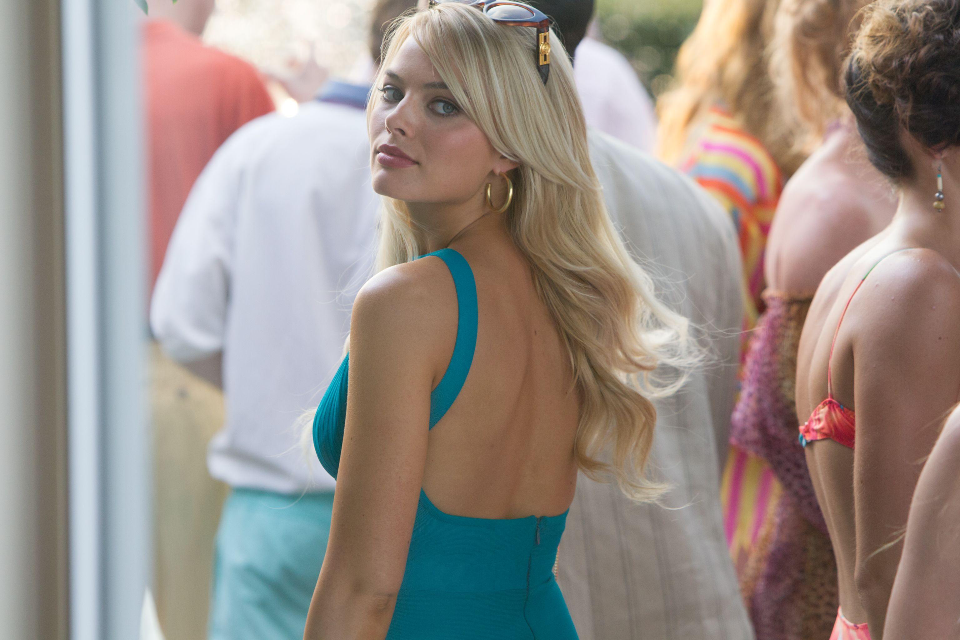 Wall Street Margot Robbie Wolf