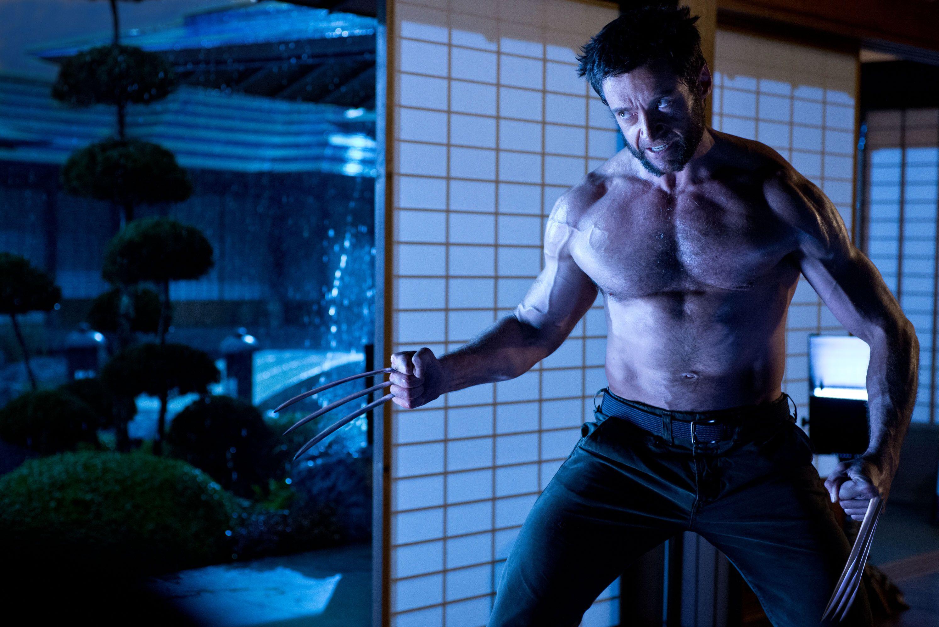 X Men Origins Wolverine The Wolverine Hugh Jackman Image