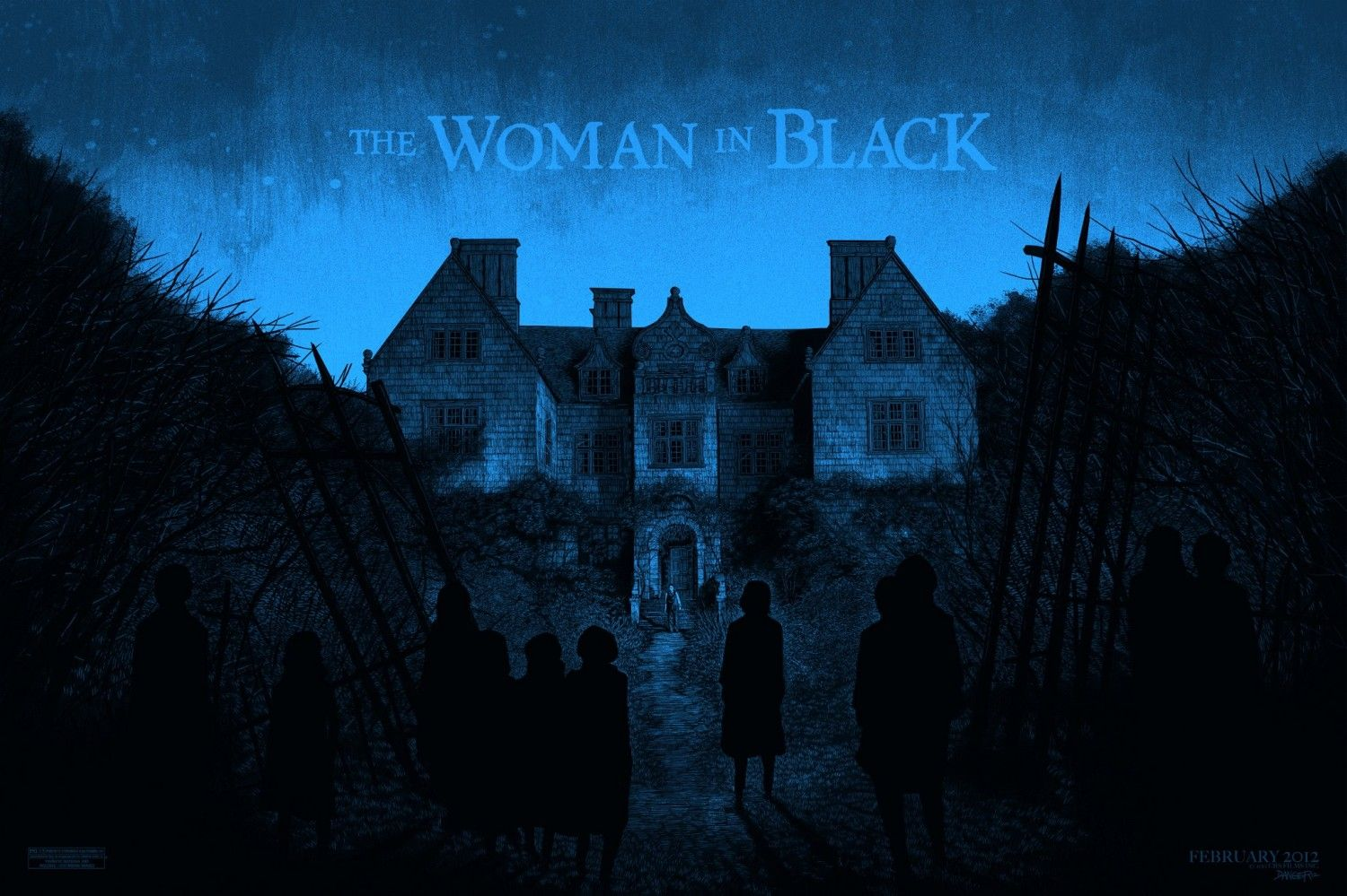 New Featurettes, Clips and Poster for THE WOMAN IN BLACK ...