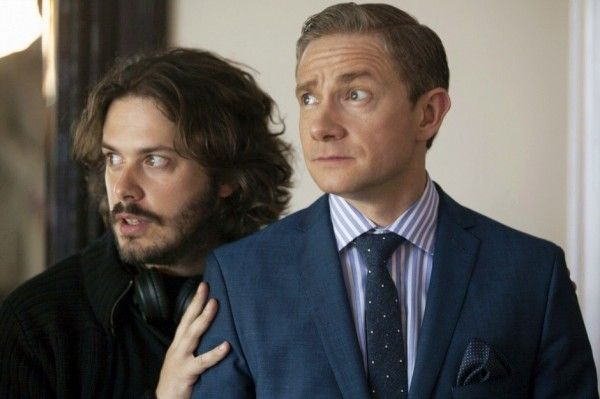 the-worlds-end-edgar-wright-martin-freeman-set-photo