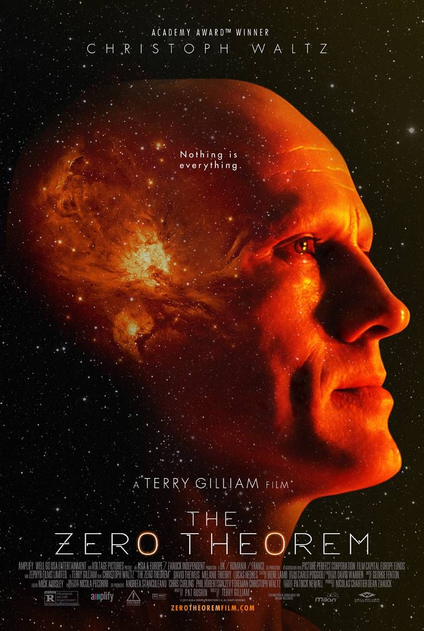 The Zero Theorem Gets a Mind Blowing Character Poster ...