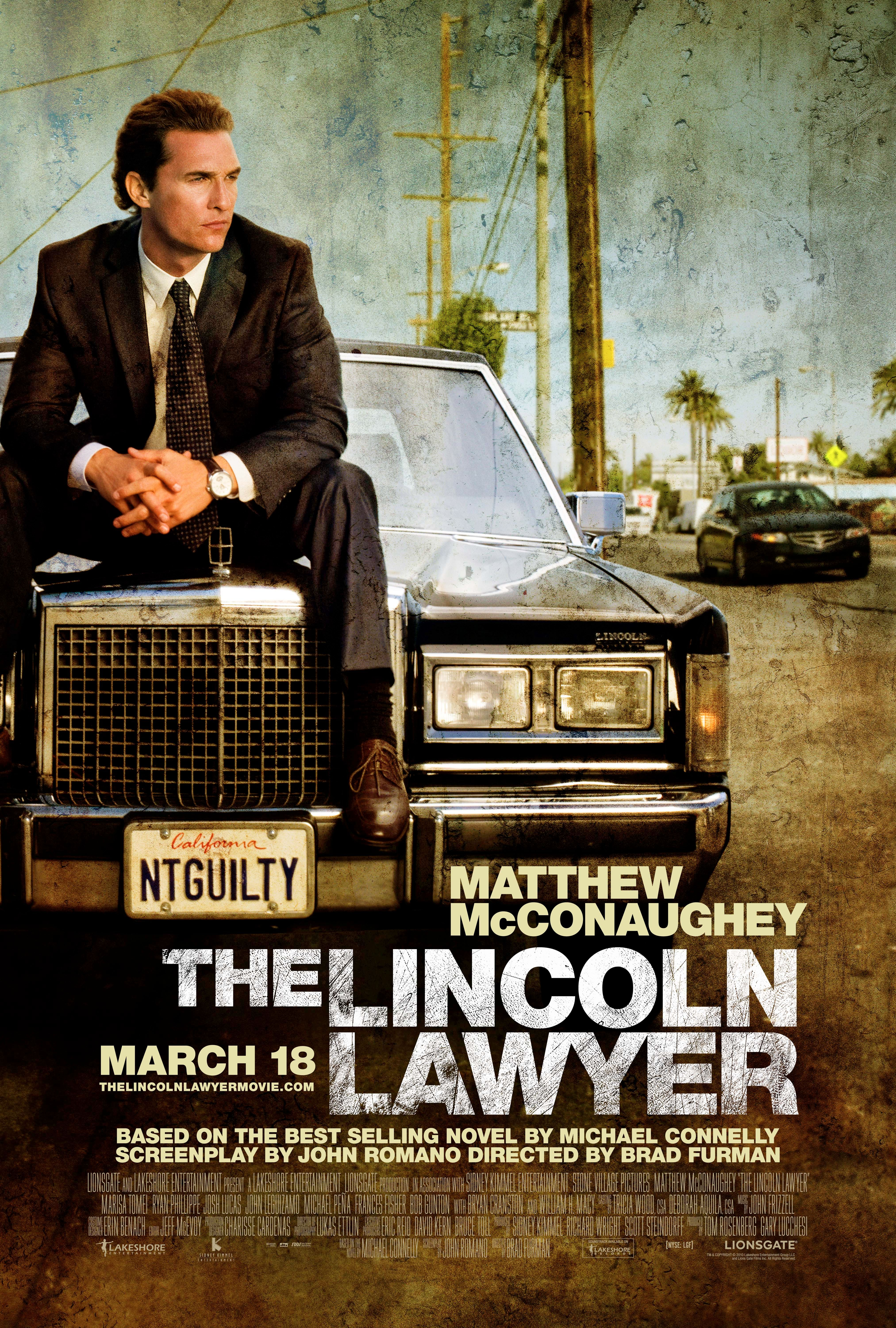 ryan phillippe interview the lincoln lawyer collider the lincoln lawyer movie poster 01