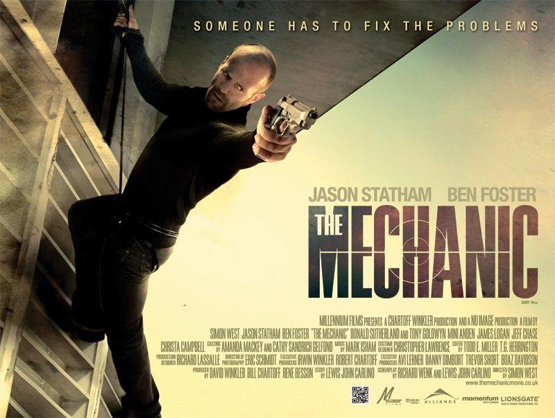 jason statham interview the mechanic crank 3 the