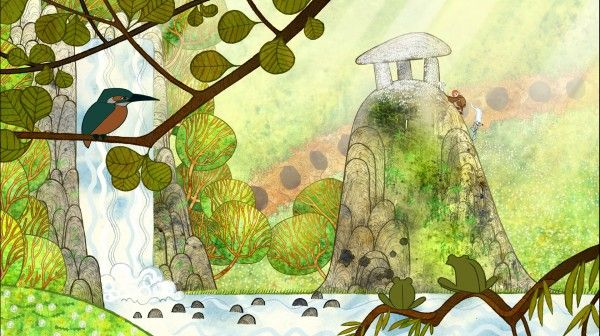 The Secret of Kells movie image 7