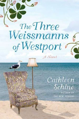 the_three_weissmanns_of_westport_cathleen_schine_book_cover