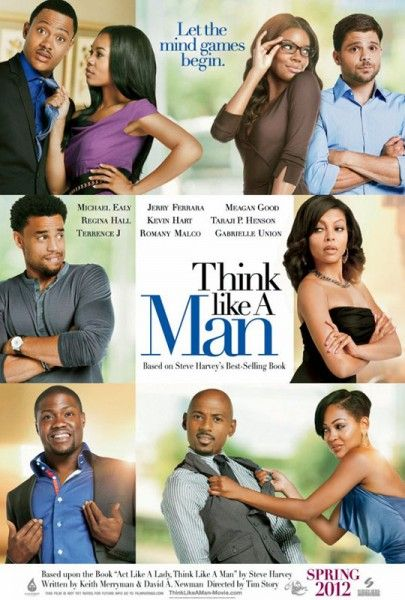think like a man poster taraji p henson