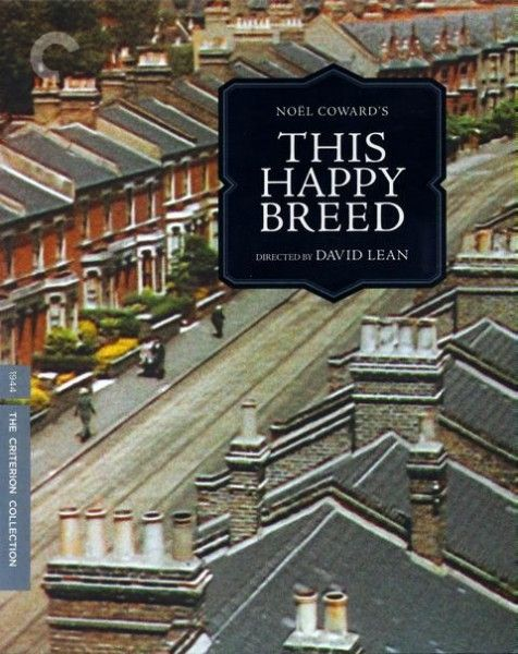 this happy breed blu ray cover