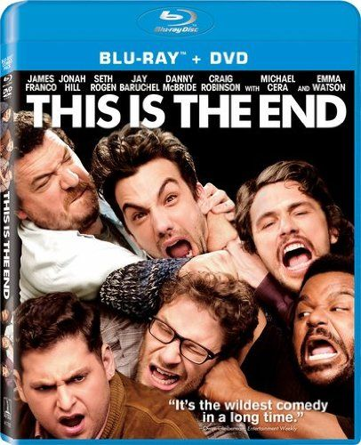 this is the end blu-ray