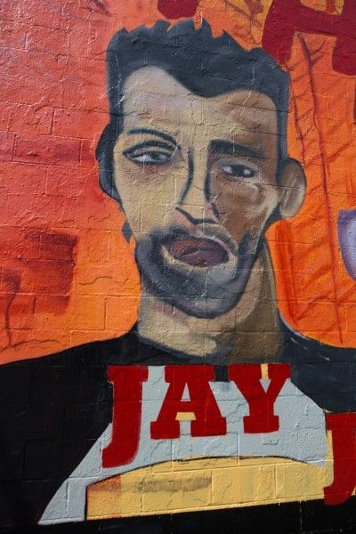this is the end mural jay baruchel