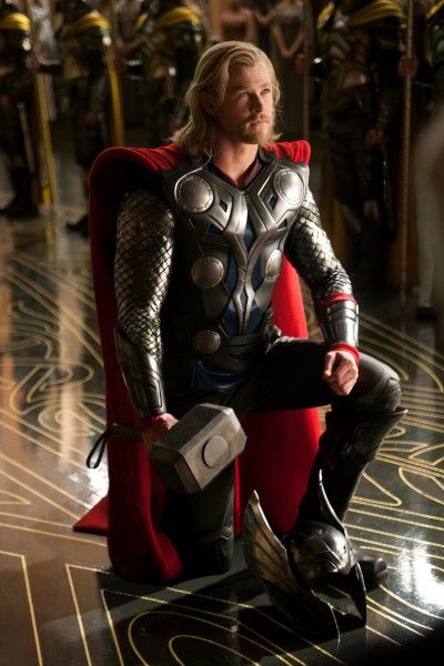 Thor (Chris Hemsworth) in THOR 2