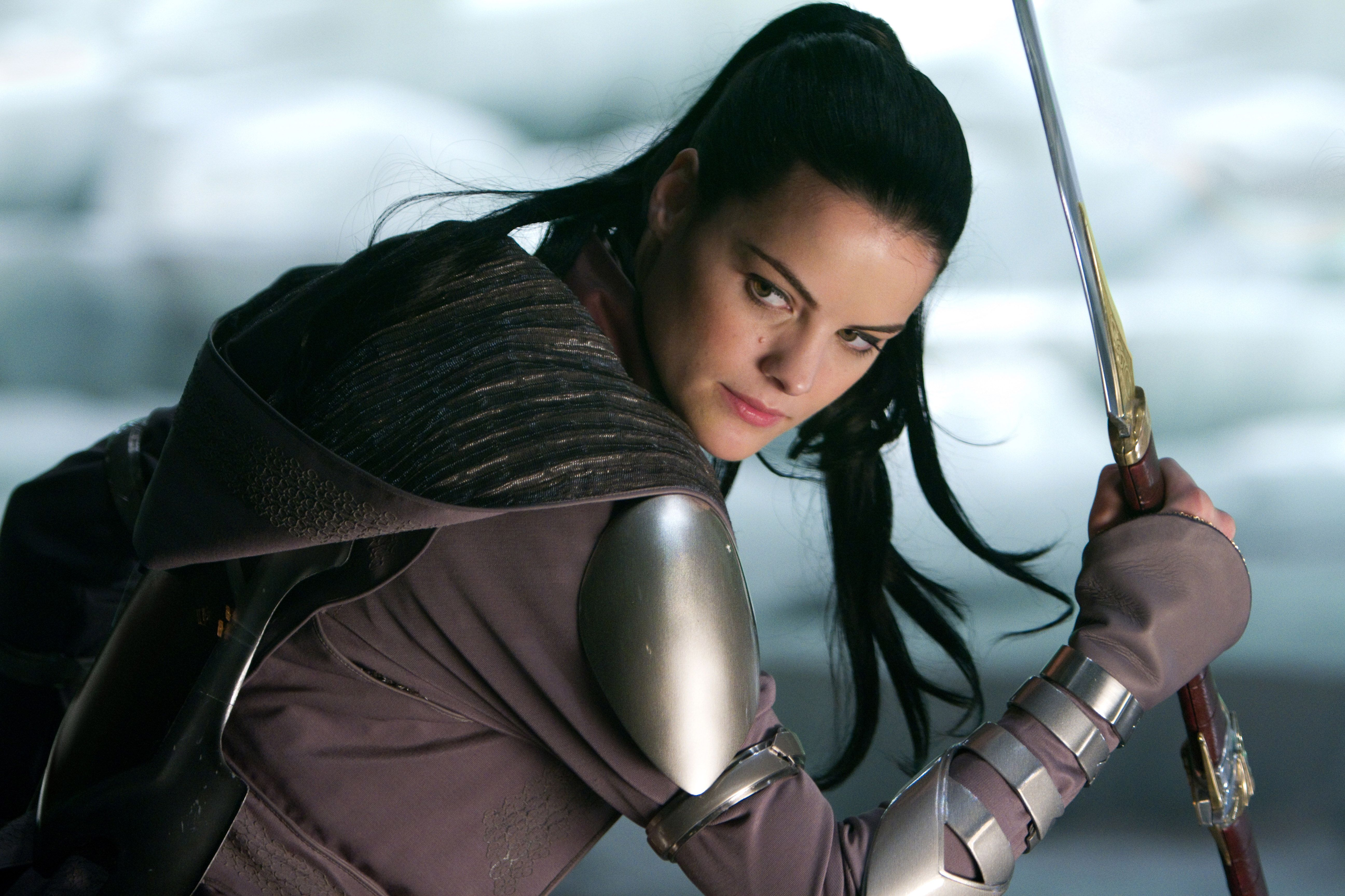 Jaimie Alexander Talks THOR: THE DARK WORLD, INTERSECTION ...