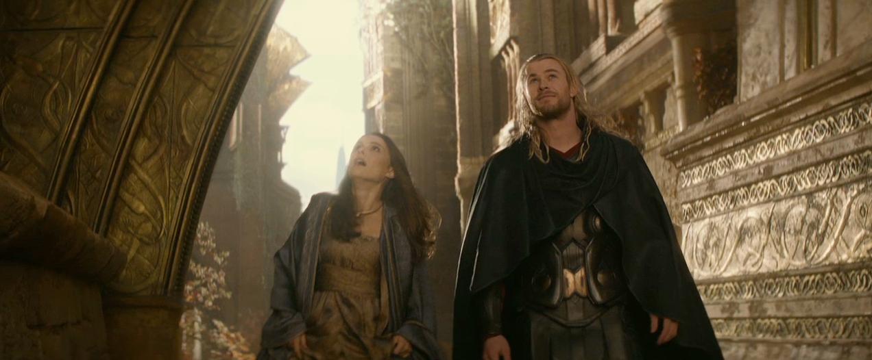 Idea Thor the dark world trailer