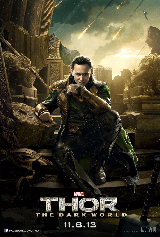 tom hiddleston talks thor: the dark world, the darker tone, his