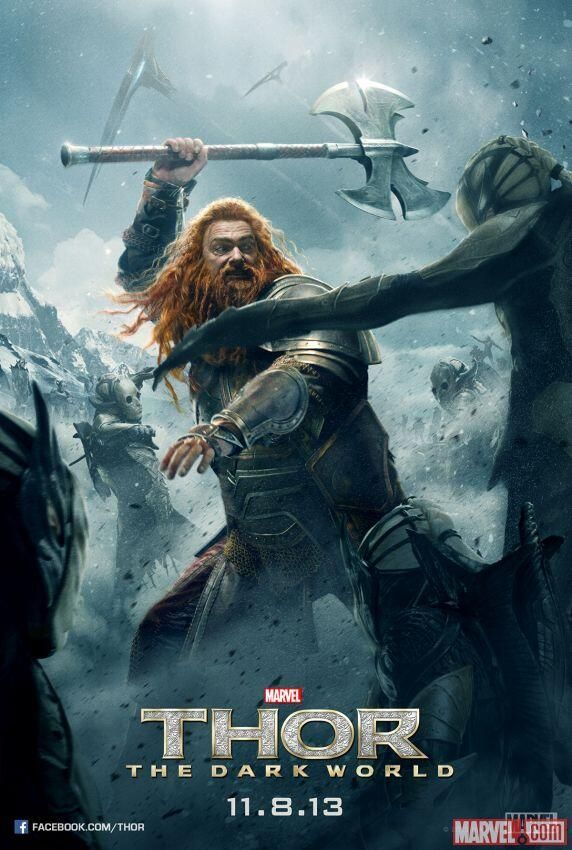 THOR: THE DARK WORLD Featurette and Poster. THOR: THE DARK ...