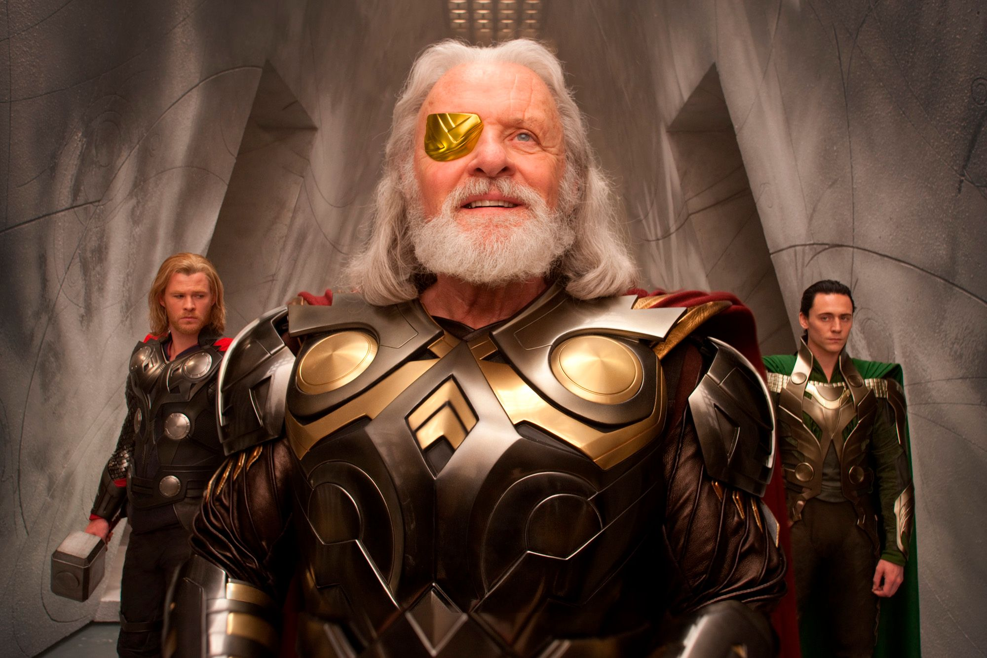 Was Mel Gibson Supposed to Be Odin?