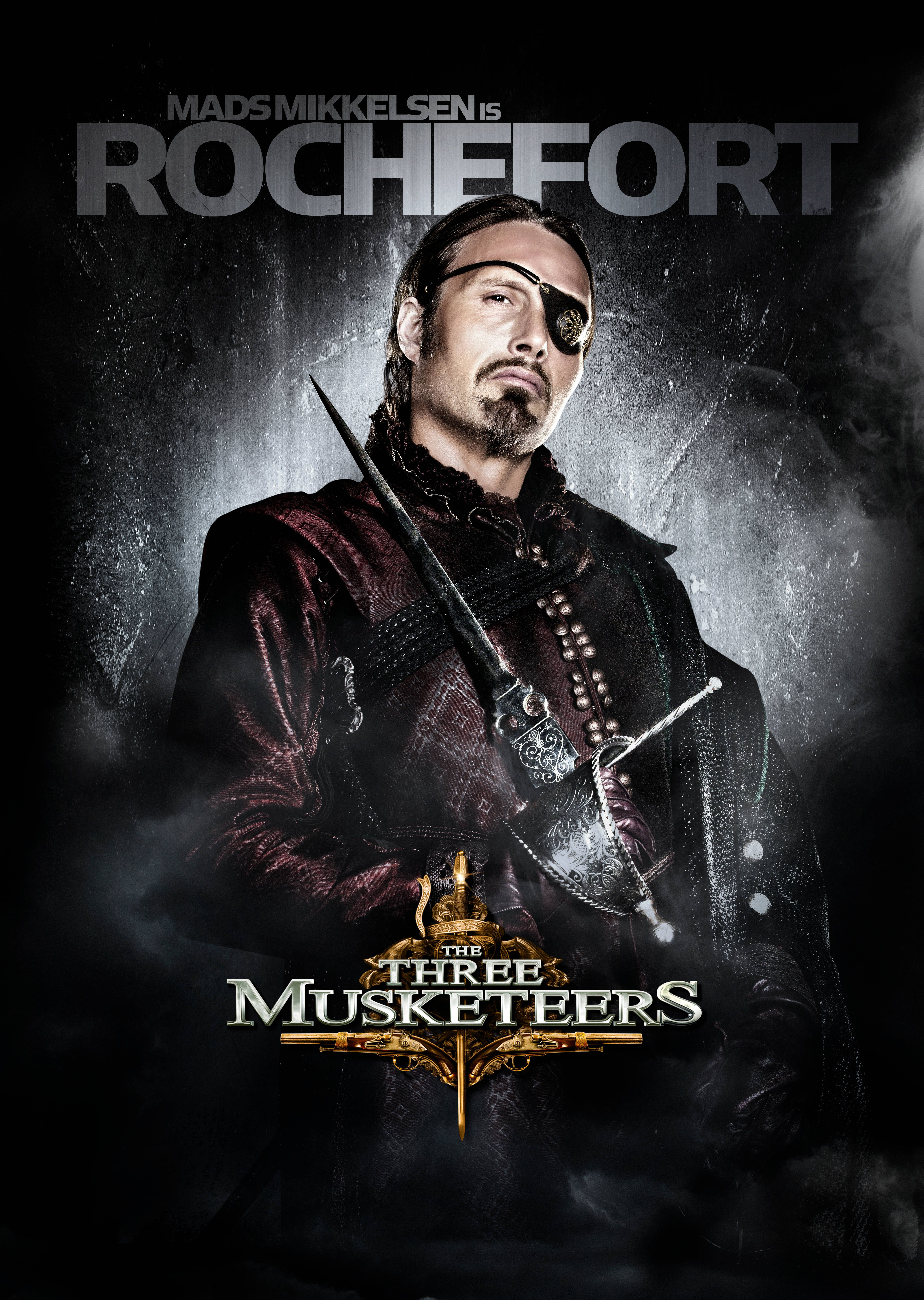 THE THREE MUSKETEERS Posters and Featurette   Collider