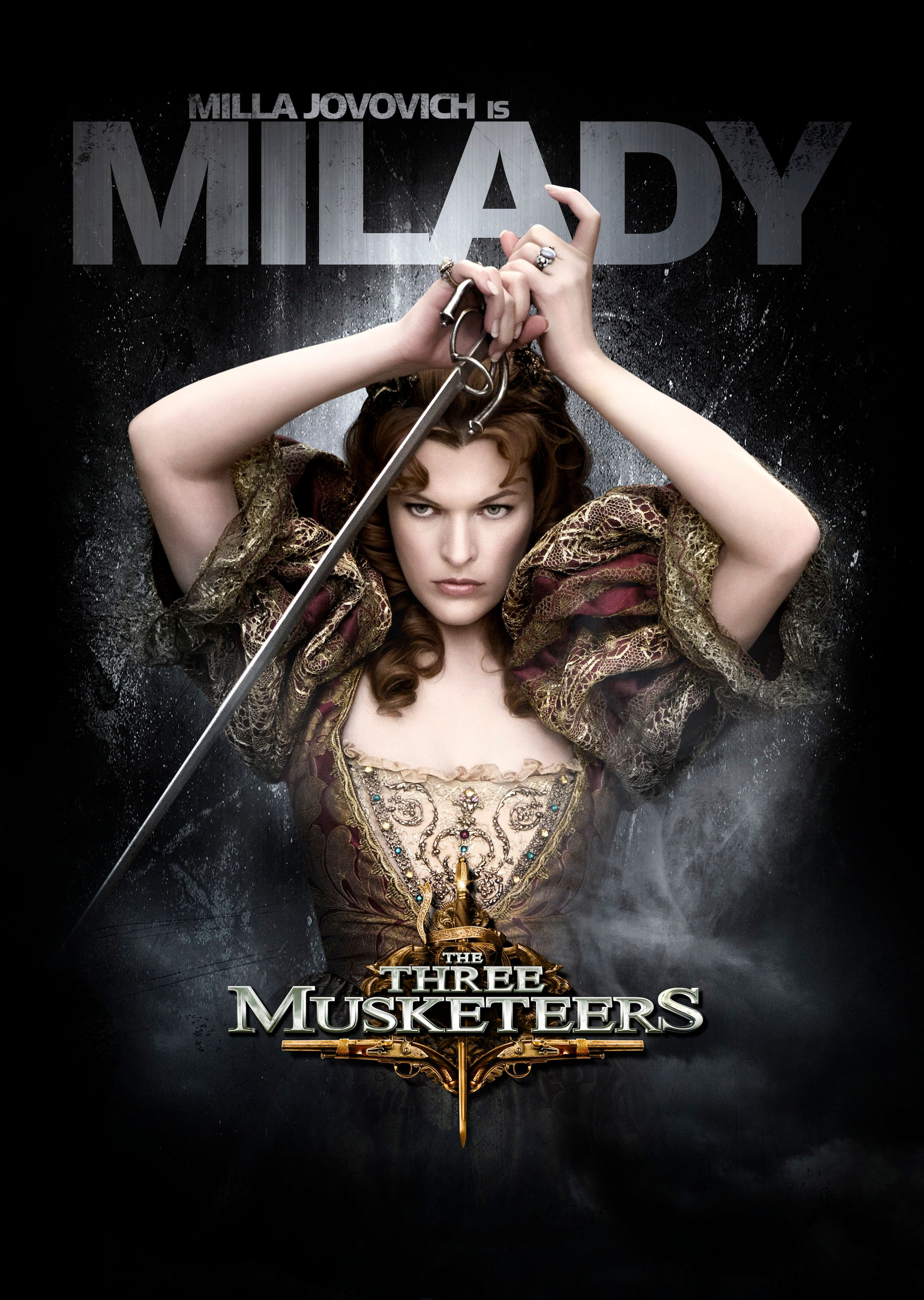 THE THREE MUSKETEERS Movie Clips | Collider