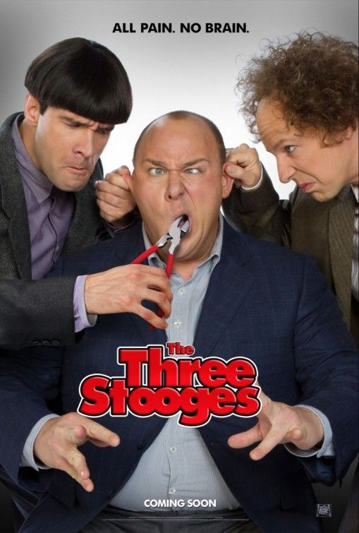 The Three Types Of Totalitarian Systems: THE THREE STOOGES Review