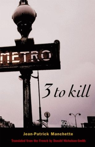 three to kill book cover
