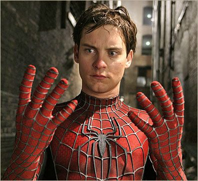 Tobey Maguire Interviews Andrew Garfield for THE AMAZING ...