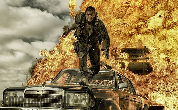 Mad Max: Fury Road Images with Charlize Theron and Nicholas Hoult