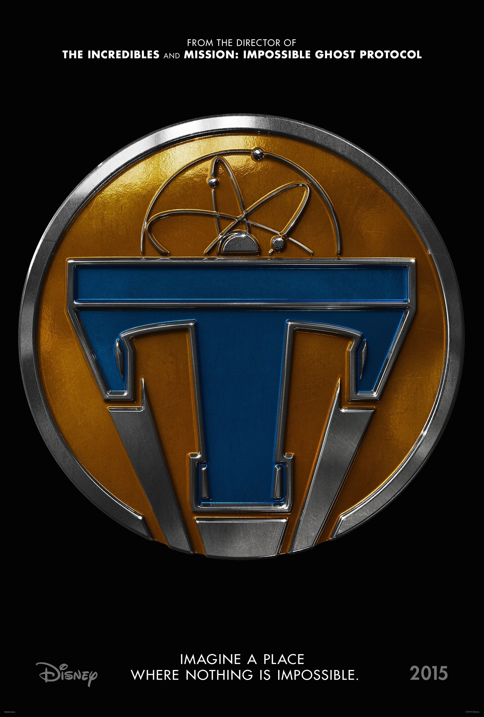 Tomorrowland Trailer: Britt Robertson Discovers Another World.