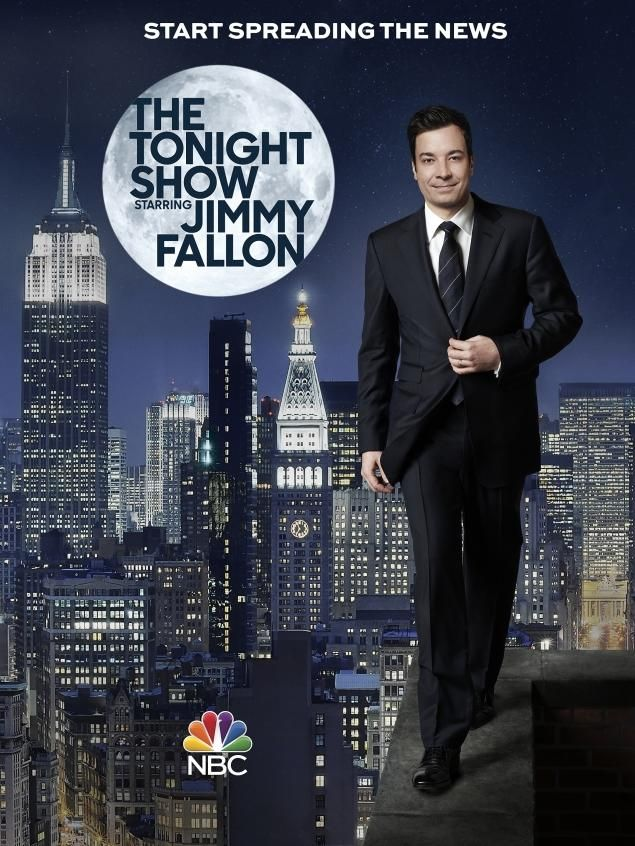 The Tonight Show Starring Jimmy Fallon Season 3 Episode 204